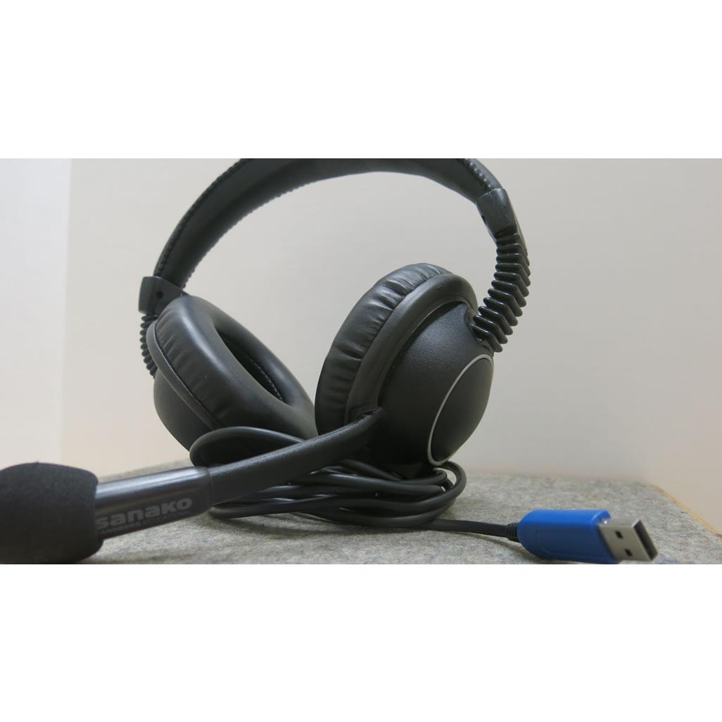 sanako headset